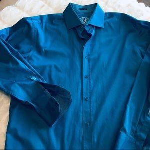 Other - BUGATCHI Men's button down shirt